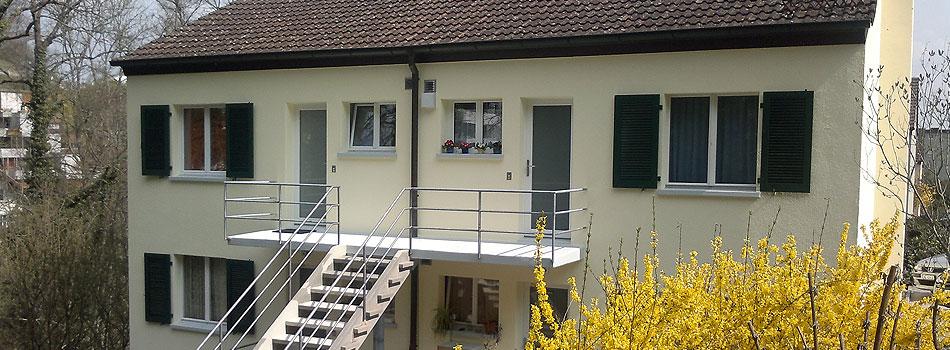 Jurahof aarau ag vermietung von wohnungen in aarau rombach
